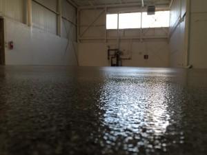 Revêtement plancher béton | Époxy