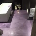 Revêtement Époxy métallique | Salle de bain