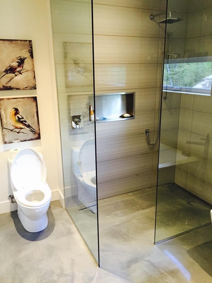 Projets int rieurs zone esth tique - Zone salle de bain ...
