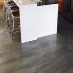 Revêtement béton | plancher Époxy | Cuisine